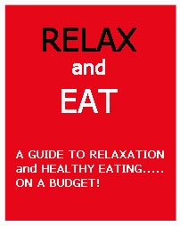 relax and eat - website for relaxing and healthy eating
